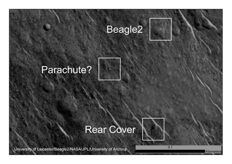 Préparation de la mission ExoMars 2016 (TGO + EDM) - Page 4 Beagle10