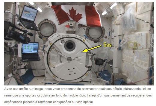 AESP lancé depuis ISS Kibo_s10