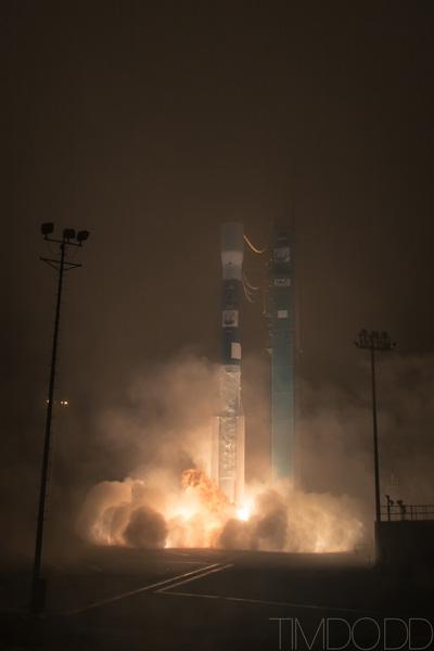 Lancement Delta-2 • SMAP- 31 janvier 2015 Launch10