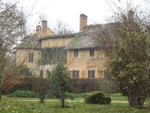 Hameau du Petit Trianon : Restauration de la maison de la Reine  - Page 2 10312610