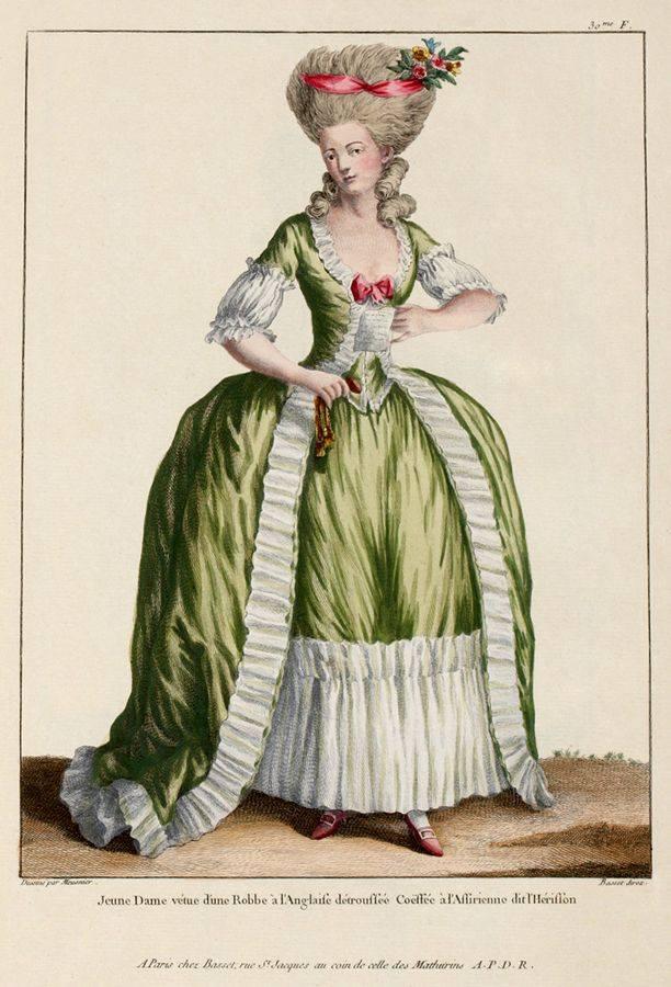 mode - La mode et les vêtements au XVIIIe siècle  - Page 3 10404210