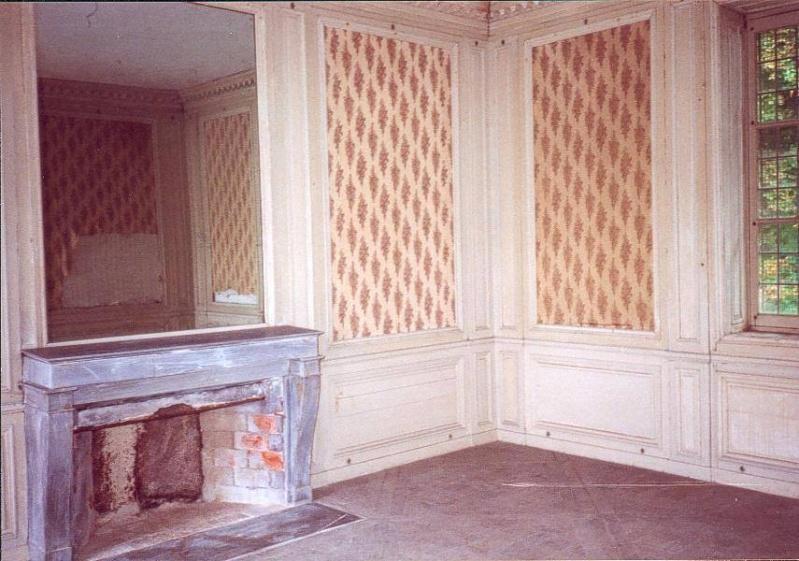 Hameau du Petit Trianon : Restauration de la maison de la Reine  - Page 2 10411310