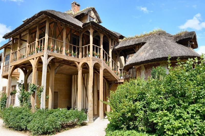 maison - Hameau du Petit Trianon : Restauration de la maison de la Reine  - Page 2 10448810