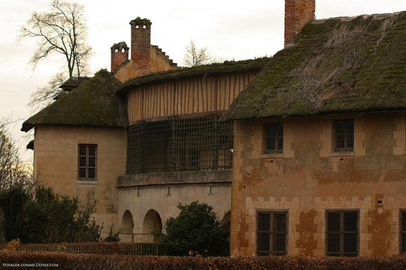 maison - Hameau du Petit Trianon : Restauration de la maison de la Reine  - Page 2 10968210
