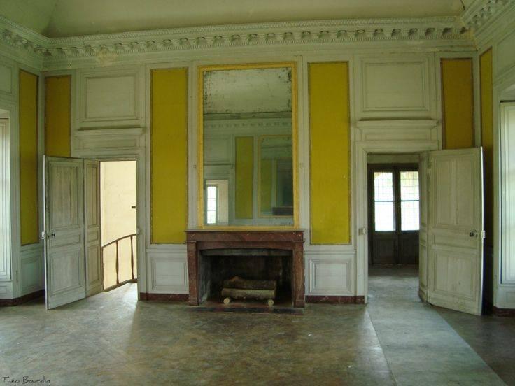Hameau du Petit Trianon : Restauration de la maison de la Reine  - Page 2 10985510