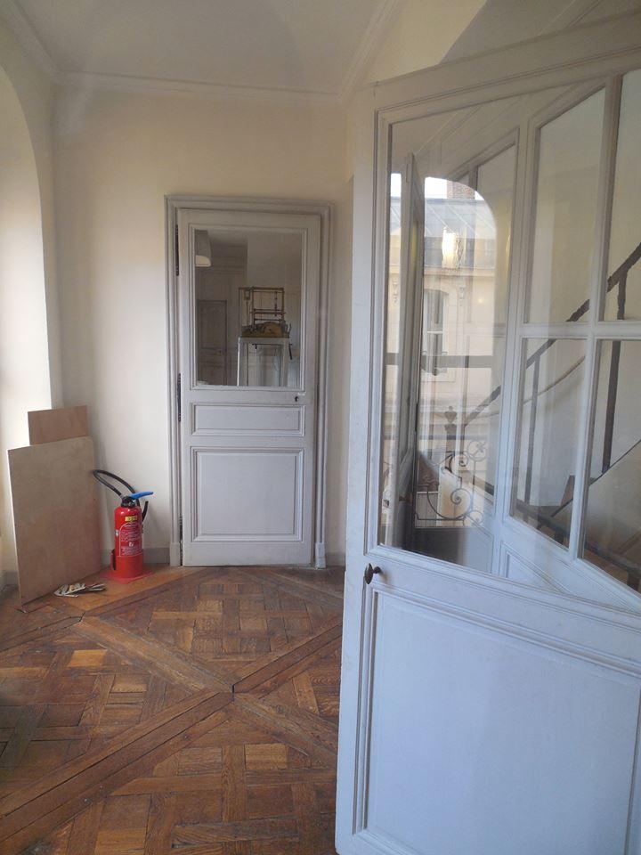 Les petits cabinets scientifiques et ateliers de Louis XVI à Versailles 10991210