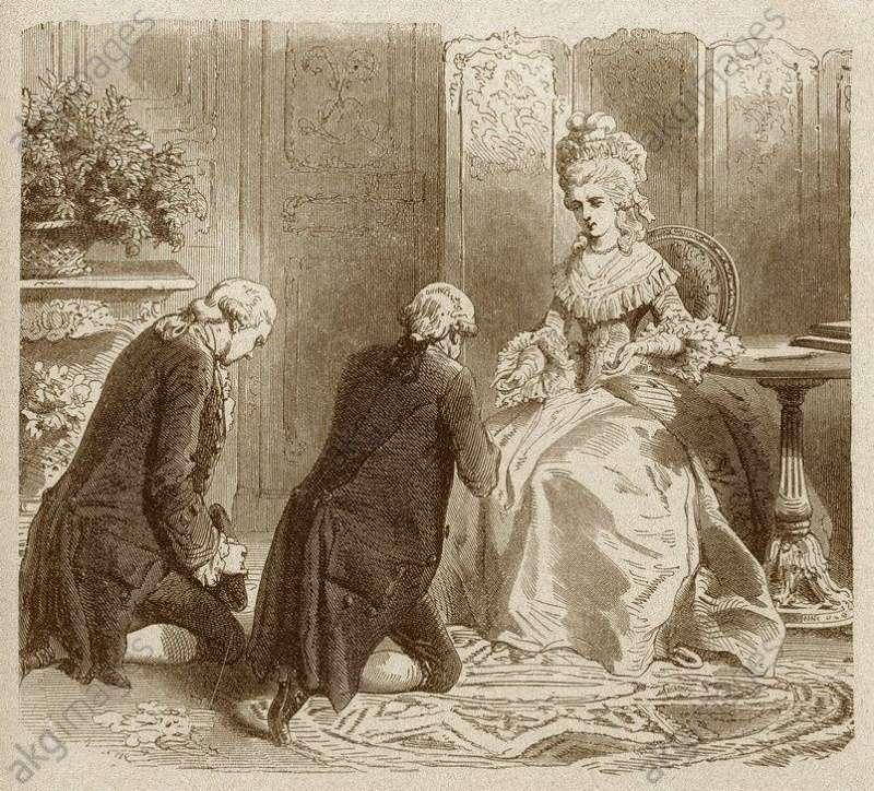 Marie-Antoinette et l'Affaire du collier de la reine - Page 2 11000510