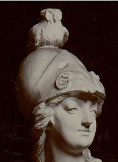 Marie-Antoinette en Minerve, par Josse-François-Joseph Le Riche  11017510