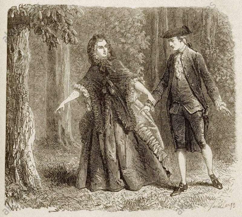 Marie-Antoinette et l'Affaire du collier de la reine - Page 2 11037710