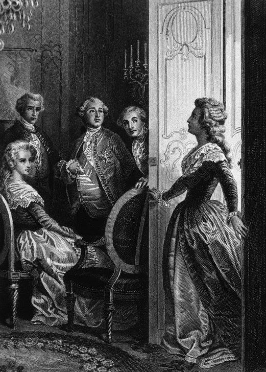 Marie-Antoinette et l'Affaire du collier de la reine - Page 2 11044610