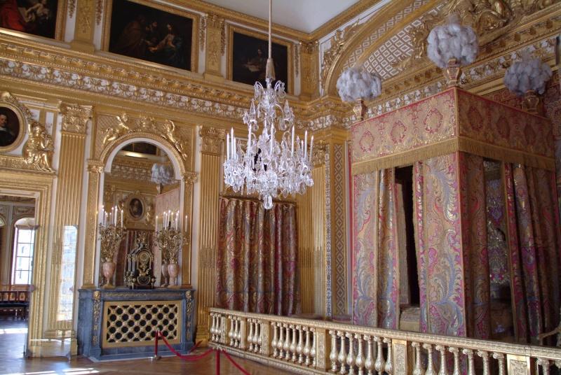 chambre - La chambre officielle du Roi  198010