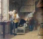 Les petits cabinets scientifiques et ateliers de Louis XVI à Versailles 46-7610