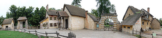 ferme - La ferme du hameau du Petit Trianon 550px-10