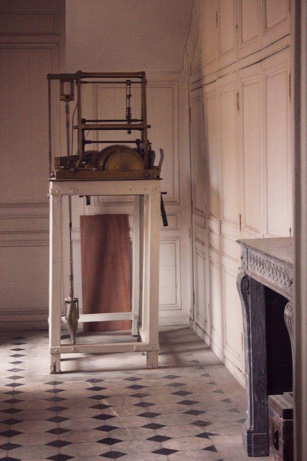 Les petits cabinets scientifiques et ateliers de Louis XVI à Versailles 57595610