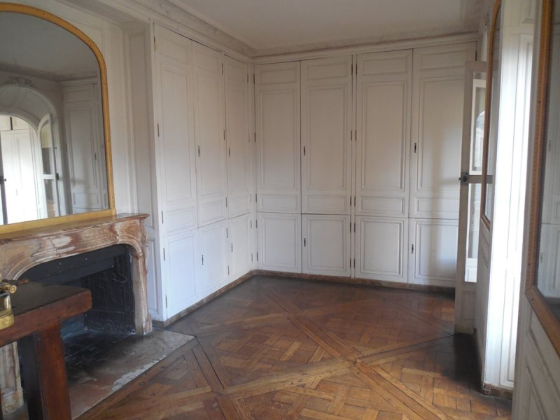 Les petits cabinets scientifiques et ateliers de Louis XVI à Versailles Cabine11
