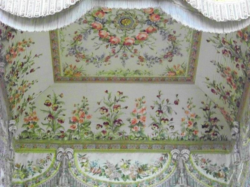 chambre - La chambre de la Reine à Versailles - Page 2 Ciel_l10