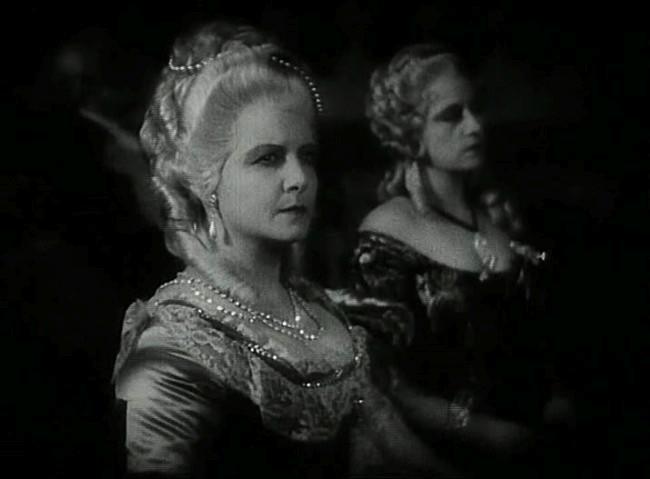 Film : Le collier de la reine par Gaston Ravel et Tony Lekain (1929) Diana_10