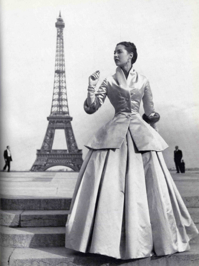 1954 -   « Madame du Barry »  film de Christian-Jaque  (  1954 ) Dior-110