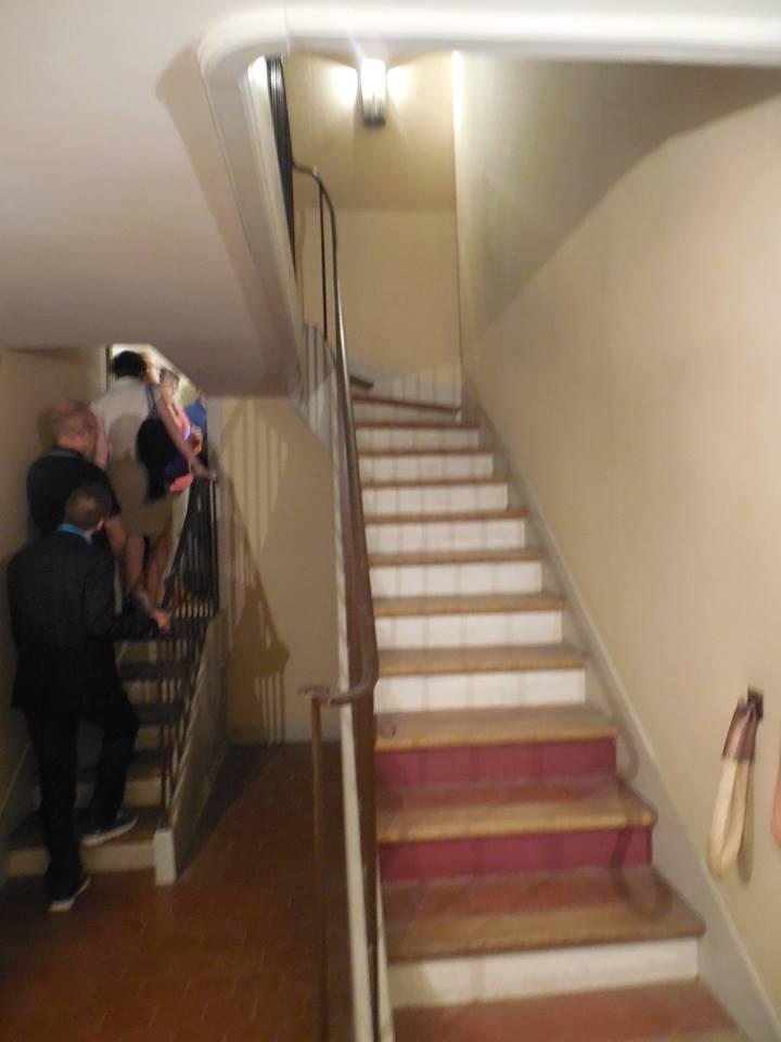 """Versailles - L'escalier dit """"des porteurs d'eau"""" Escali14"""