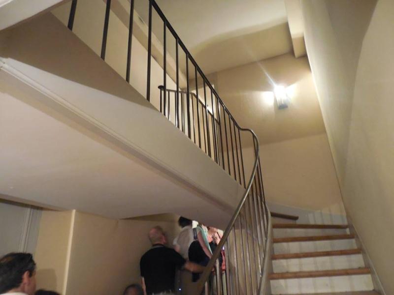 """Versailles - L'escalier dit """"des porteurs d'eau"""" Escali15"""
