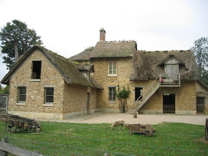 ferme - La ferme du hameau du Petit Trianon Ferme10