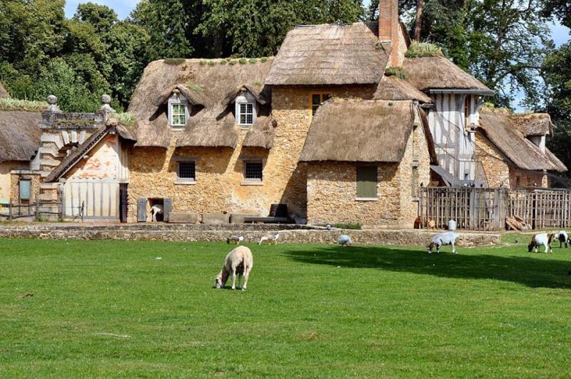 ferme - La ferme du hameau du Petit Trianon Ferme_10