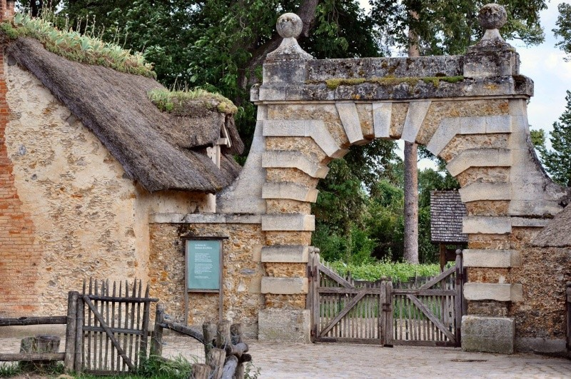 ferme - La ferme du hameau du Petit Trianon Ferme_11