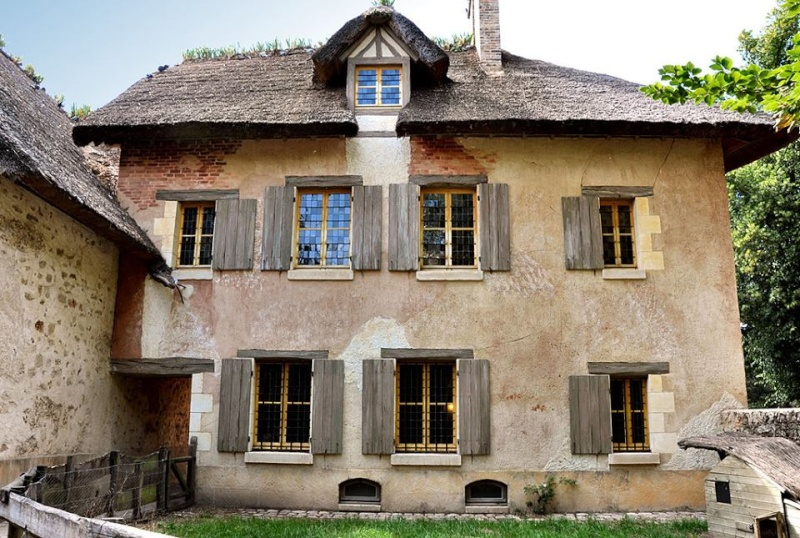 ferme - La ferme du hameau du Petit Trianon La_mai10