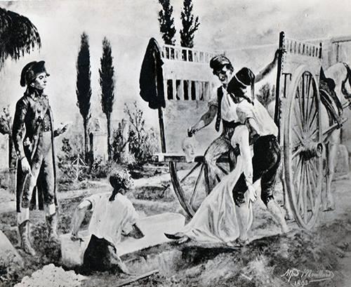 16 octobre - L'exécution de Marie-Antoinette le 16 octobre 1793 - Page 3 Ma_cor10