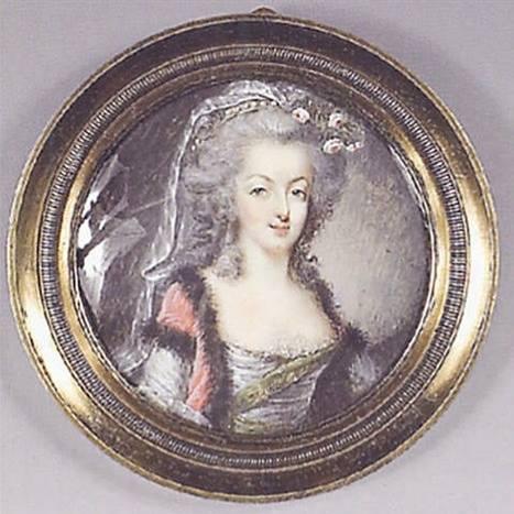 Divers portraits de Marie-Antoinette : miniatures du XVIIIe siècle (dont artistes non attribués) - Page 4 Ma_jb_10
