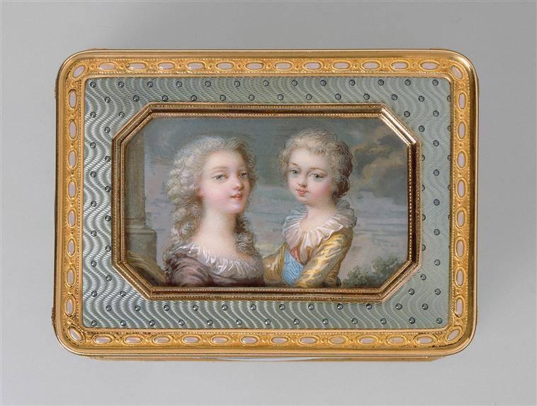 Le physique des enfants de Louis XVI et Marie-Antoinette - Page 3 Mme_ro10