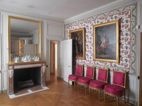 La salle-à-Manger de Marie-Antoinette