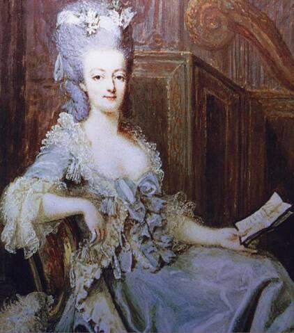 Marie Antoinette, miniatures attribuées à ou d'après François Dumont - Page  2