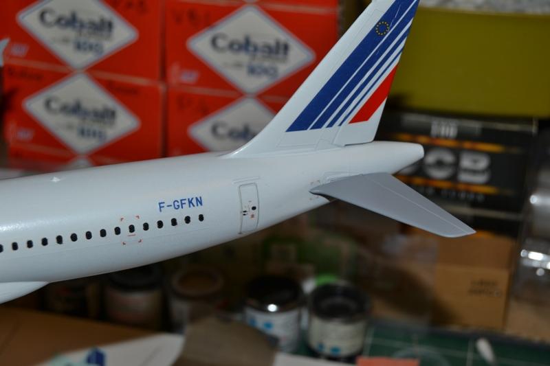 AIRBUS A 320-211 Cie AIR FANCE 1/125ème Réf 80448 0310