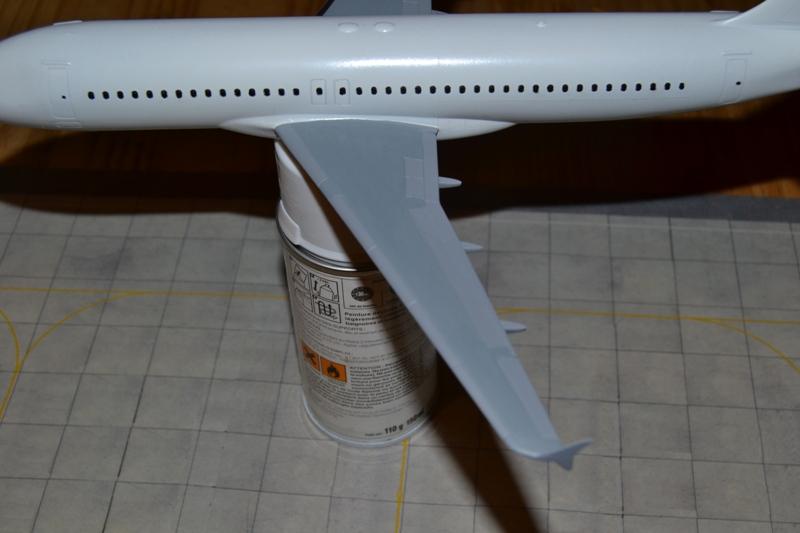 AIRBUS A 320-211 Cie AIR FANCE 1/125ème Réf 80448 A320-011