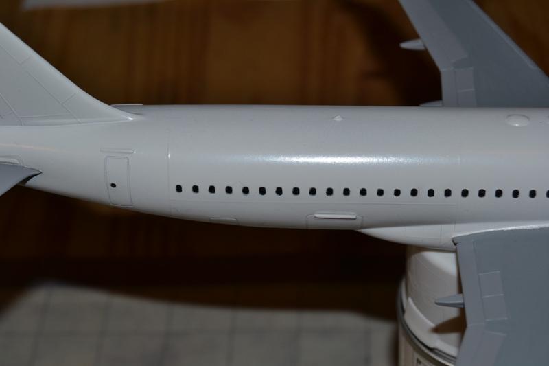 AIRBUS A 320-211 Cie AIR FANCE 1/125ème Réf 80448 A320-016