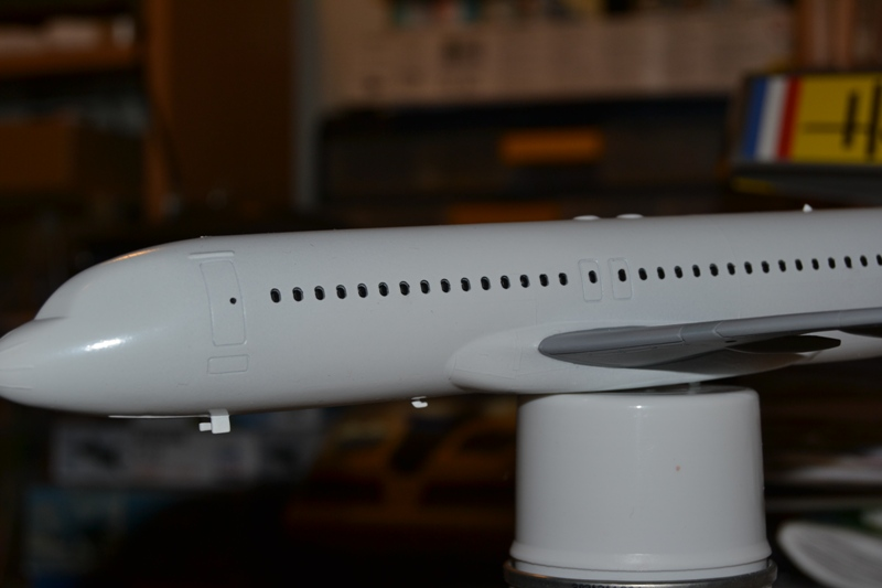 AIRBUS A 320-211 Cie AIR FANCE 1/125ème Réf 80448 A320-017