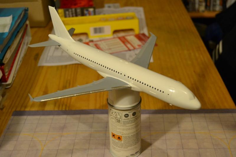 AIRBUS A 320-211 Cie AIR FANCE 1/125ème Réf 80448 A320-110