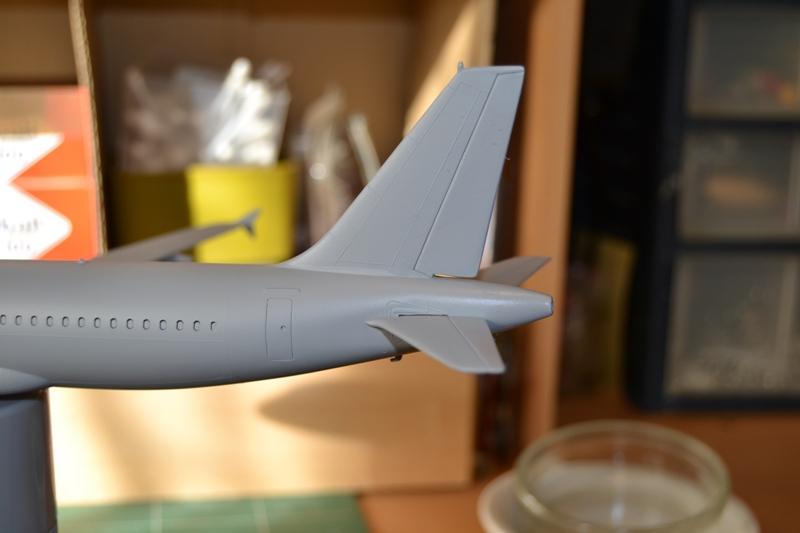 AIRBUS A 320-211 Cie AIR FANCE 1/125ème Réf 80448 Dsc_0012