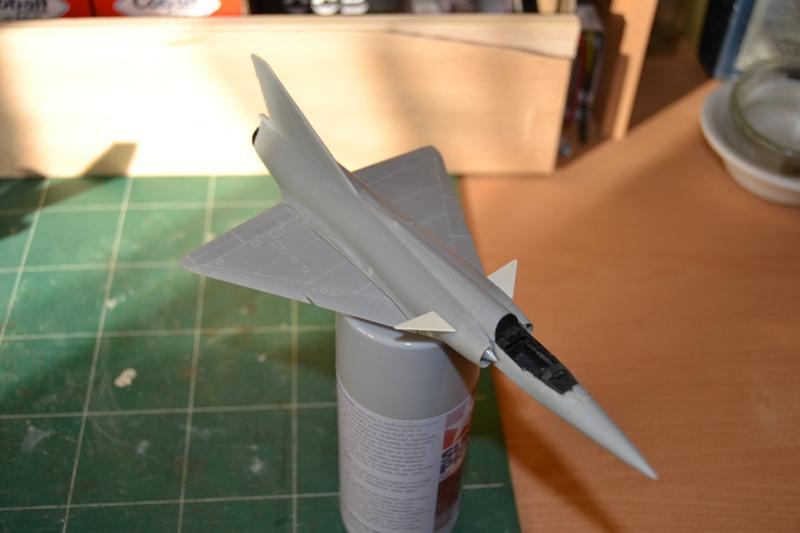 Dassault Mirage III E-X N-G // - [Heller  1/72] Dsc_0014