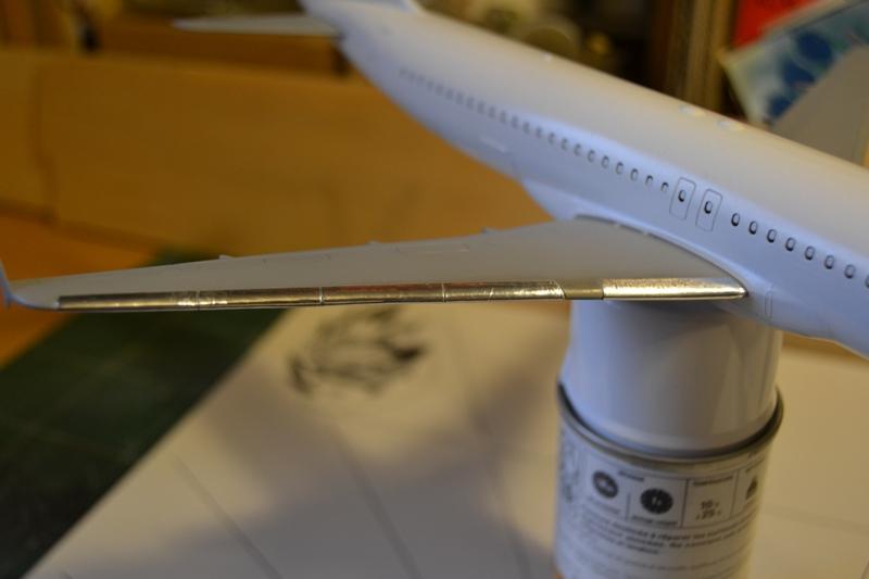 AIRBUS A 320-211 Cie AIR FANCE 1/125ème Réf 80448 Dsc_0037