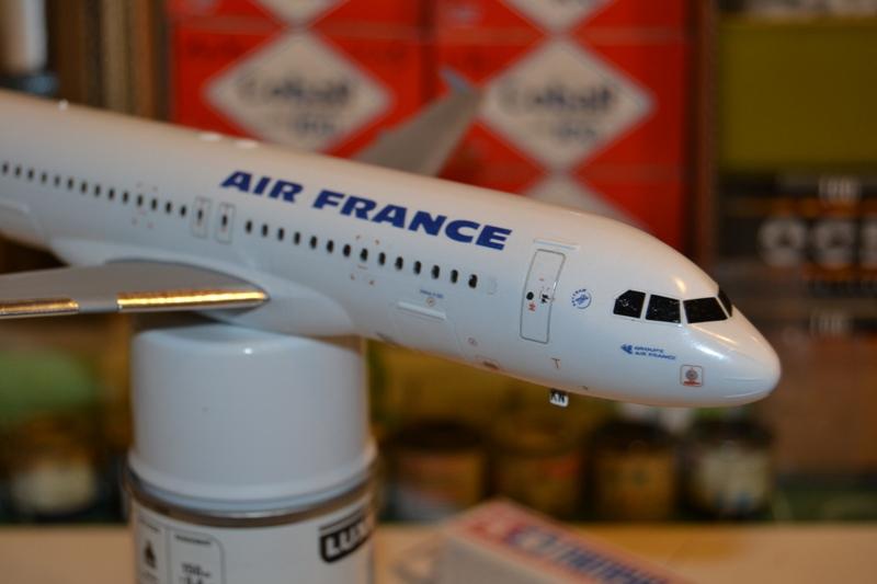 AIRBUS A 320-211 Cie AIR FANCE 1/125ème Réf 80448 Dsc_0051