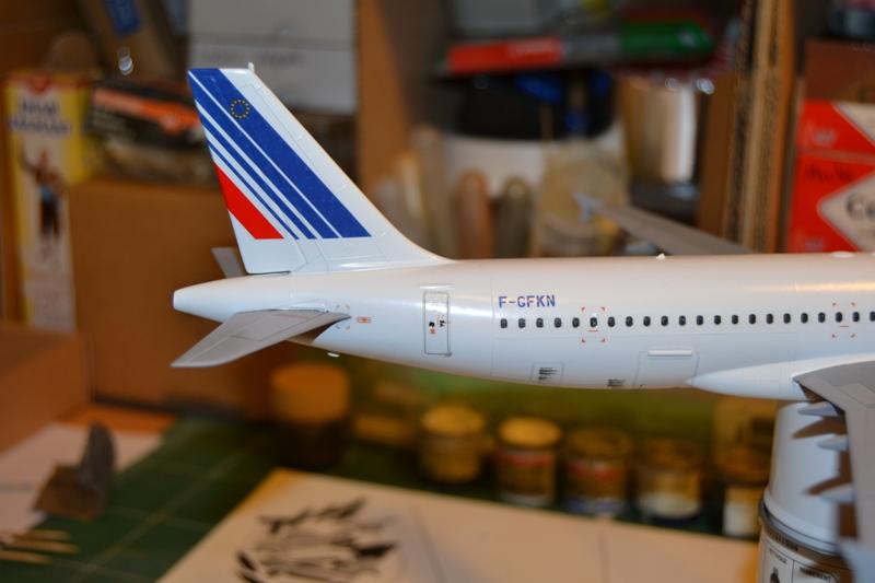 AIRBUS A 320-211 Cie AIR FANCE 1/125ème Réf 80448 Dsc_0052