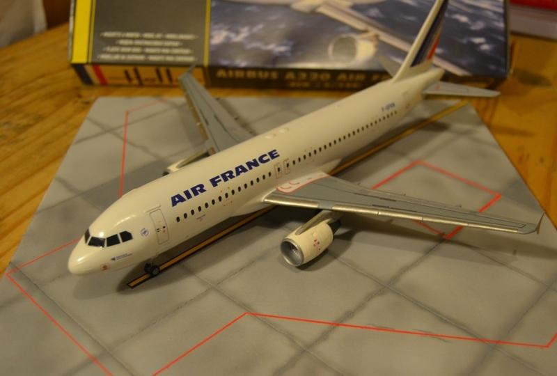 AIRBUS A 320-211 Cie AIR FANCE 1/125ème Réf 80448 - Page 2 Dsc_0072