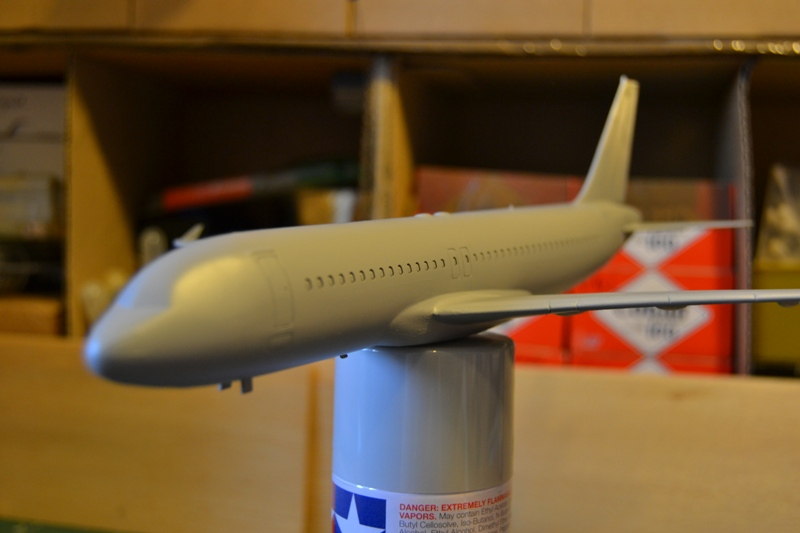AIRBUS A 320-211 Cie AIR FANCE 1/125ème Réf 80448 Dsc_0118