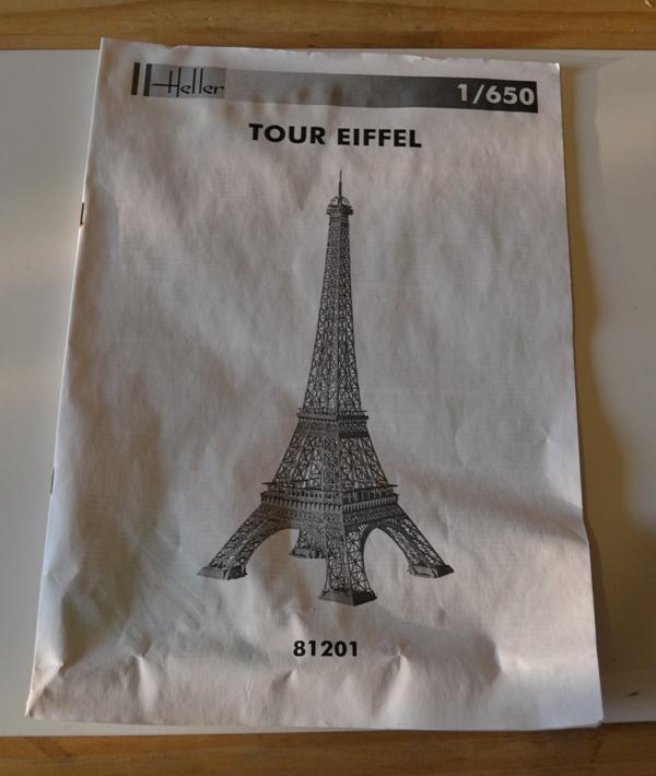 Tour EIFFEL 1/650ème  Réf 81201 Dsc_0209