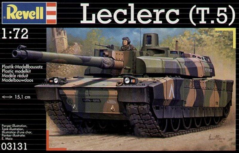 """Giat LECLERC """"ONU """" [REVELL - 1/72] Revell10"""