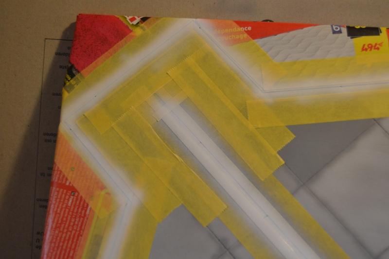 AIRBUS A 320-211 Cie AIR FANCE 1/125ème Réf 80448 - Page 2 T-610