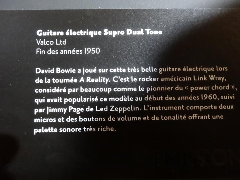 DAVID BOWIE - Page 2 Dsc09725