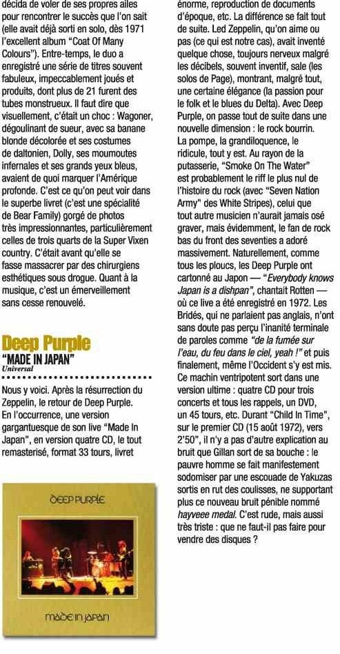 DEEP PURPLE - Page 10 Mij10